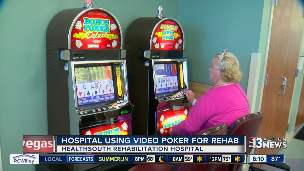 Videopoker In Hospital