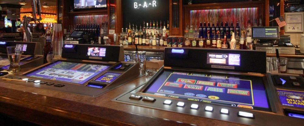 VideoPoker In Bar